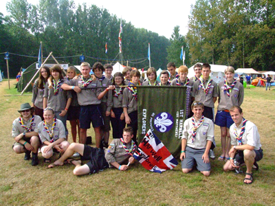 Jamboree Group Photo