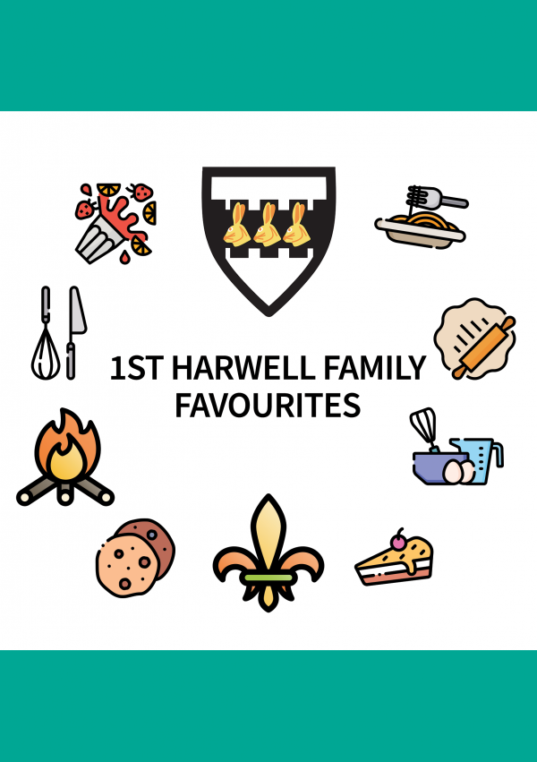 1st Harwell Family Favourites Cookery Book